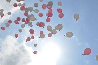 Lâcher de ballons du 10 juillet 2011